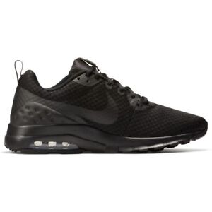 the best attitude b1066 d6954 Image is loading Nike-Air-Max-Motion-LW-833260-002-Black-