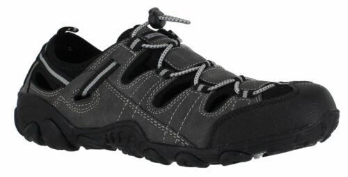 Mens Northwest Arizona Slip On Pull Cord Adventure Trail Sandal Sizes 7 to 11