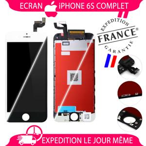 ECRAN-LCD-COMPLET-VITRE-TACTILE-IPHONE-6-et-8-NOIR-BLANC-SUR-CHASSIS
