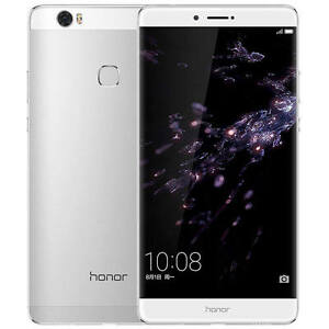 "Huawei Honor Note 8 64GB Silver Dual SIM 6.6"" 4GB RAM 13MP Phone By FedEx"