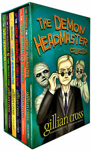 The-Demon-Headmaster-Collection-Gillian-Cross-6-Books-Box-Gif-Set