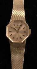 1954 Ladies Vintage Rolex Dress Watch,14K yellow gold Octagon Manual Wind up..