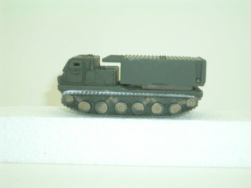 """BOLEY #2106 SET OF 5 /"""" MILITARY MLRS TRACTOR/"""" POST WWII 1:87 SCALE US ARMY  WWII"""