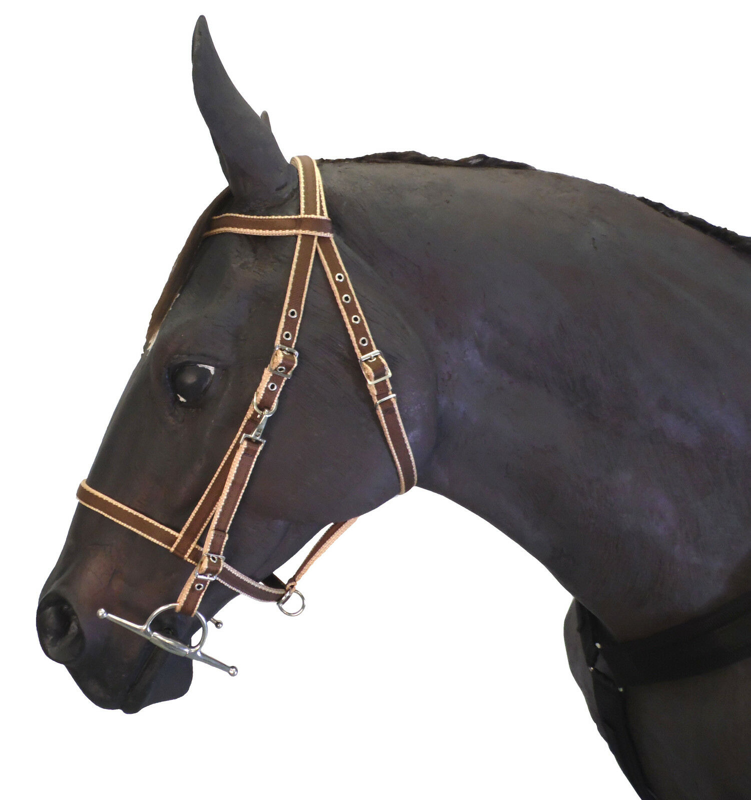 Official Libby's Endurance Bridle Small Pony  Pony Cob Full Extra Full Horse  honest service