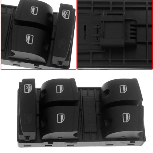 For AUDI A3 A6 Allroad S6 Q7 Electric Window Switch Console Front Right Side