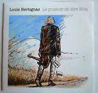 "LOUIS BERTIGNAC - CD SINGLE PROMO ""TEST PRESSING"" ""LE POUVOIR DE DIRE NON"""