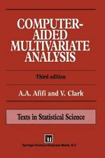 Computer-Aided Multivariate Analysis, Fourth Edition (Chapman & HallCR-ExLibrary