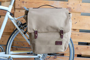 vintage bicycle touring bags take the
