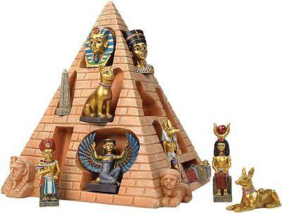 10 Ancient Buried Treasures of Egypt Entombed Pyramid Secret Hiding Sculpture