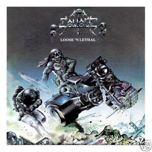 Savage-Loose-N-039-Lethal-CD-2008-Reissue-NWOBHM