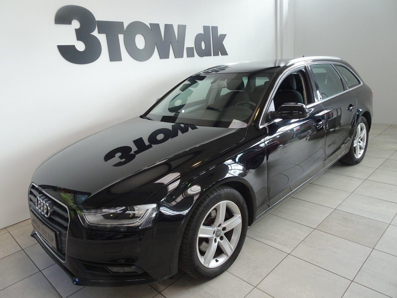 Audi A4 1,8 TFSi 170 Avant 5d - 214.980 kr.