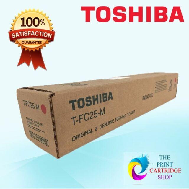 Original Toshiba T-FC25-M Magenta Toner Cartridge 2040C 2540C 3040C 3540c 4540c