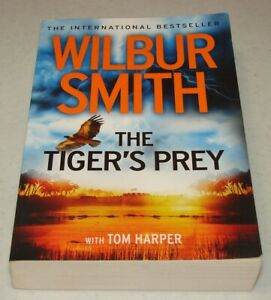 The-Tiger-039-s-Prey-by-Wilbur-Smith-with-Tom-Harper-Trade-Paperback-2018