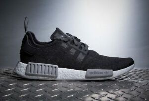 4a942492e Adidas NMD R1 Black Reflective Size 13. CQ0759 yeezy ultra boost pk ...