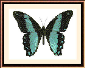 Butterfly-8536-Cross-Stitch-Kit