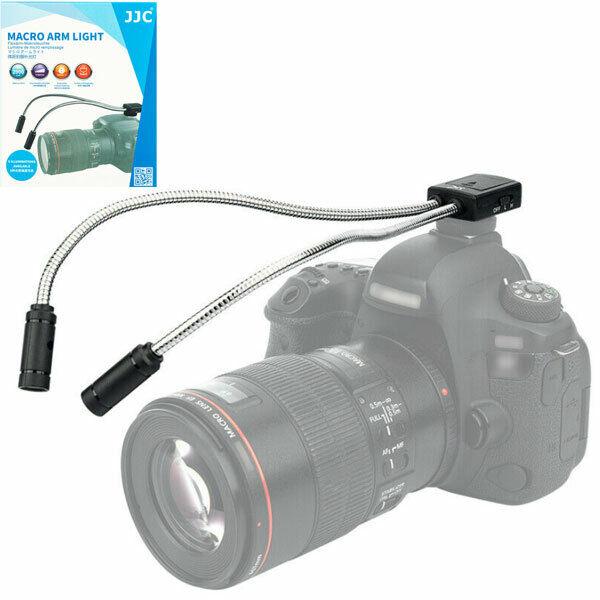 LED-2DII N Macro Arm LED Light close up macro Nikon D5600 D5500 D850 D3500 D3400
