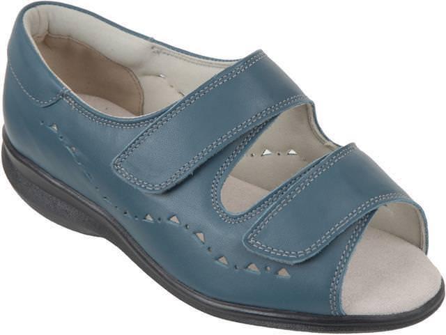 Cosyfeet extra Capiente Relax Sandali da Donna 5 UK Colori 6E Vestibilità Numeri UK 5 e95d4c