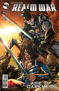 Grimm Fairy Tales Realm War Age of Darkness 10 Cover A