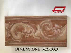 Listello fascia greca piastrella ceramica gres porcellanato