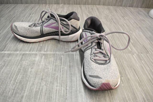 Brooks Adrenaline GTS 20 1202961B030 Running Shoes - Women's Size 7.5B, Gray