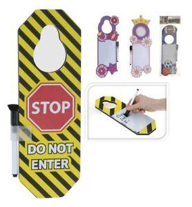 Door-Hanger-Foam-Eva-For-Boy-Girl-Kids-Fun-Room-Assorted