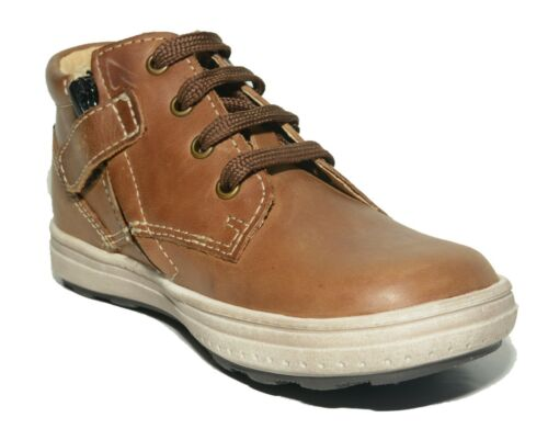 Lace Zip EU Leather Uk 25 8 Us Schuhe Gbb Jungen 5 3608924511069 7 Nino Brown vXnIFTg