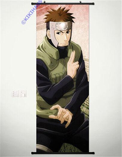Neu Anime Manga Naruto Wallscroll Stoffposter 45x125cm 046