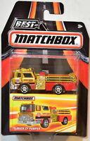 MATCHBOX 2016 BEST OF MATCHBOX '75 MACK CF PUMPER