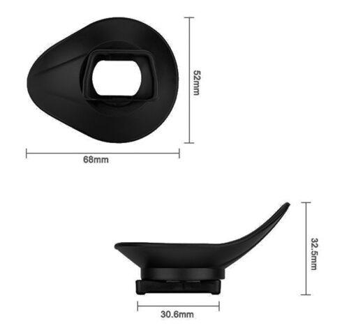 ES-A6300 Eye Cup Drop Form for Sony A6000 A6300 Nex-6 Nex-7 Viewfinder