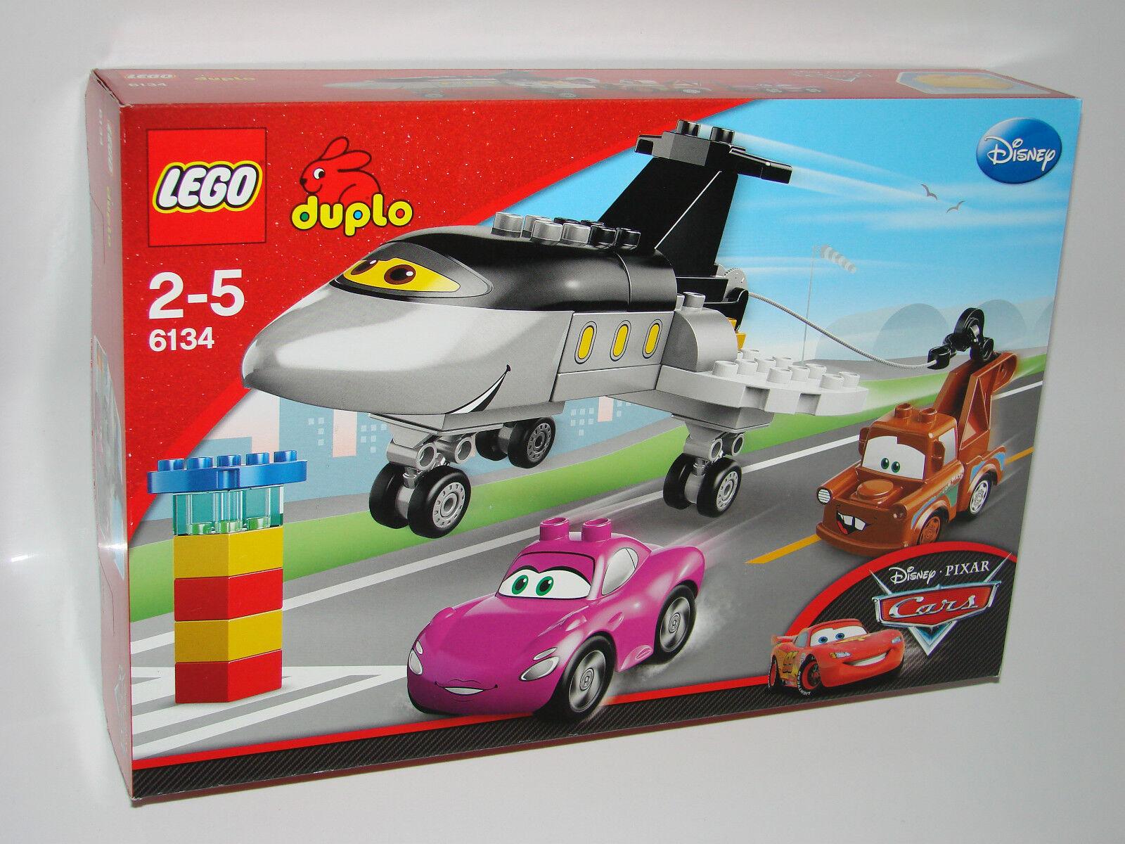 LEGO® DUPLO 6134 SIDDELEYS RETTUNGSAKTION Duplo Cars Hook Holly NEU