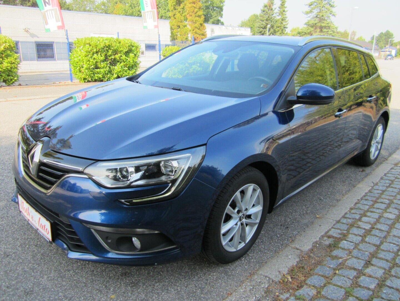 Brugt Renault Megane IV dCi 110 Zen Sport Tourer EDC i Solrød og omegn