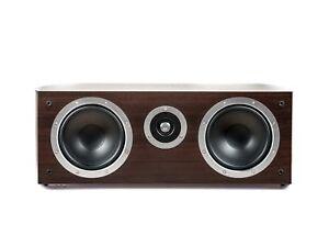 pg audio universeller xl center lautsprecher 2 wege bassreflex mocca b ware ebay. Black Bedroom Furniture Sets. Home Design Ideas