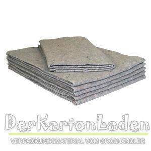 10-Moebeldecken-Umzugsdecken-130-x-200-cm-Packdecken-Lagerdecken-fuer-Umzug