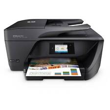 HP OfficeJet Pro 6962 Wireless All-in-One Printer with Mobile Printing (T0G26A)