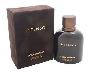 52dc5f45d5d75 Dolce   Gabbana Pour Homme Intenso Cologne 4.2oz EDP Spray men NEW ...
