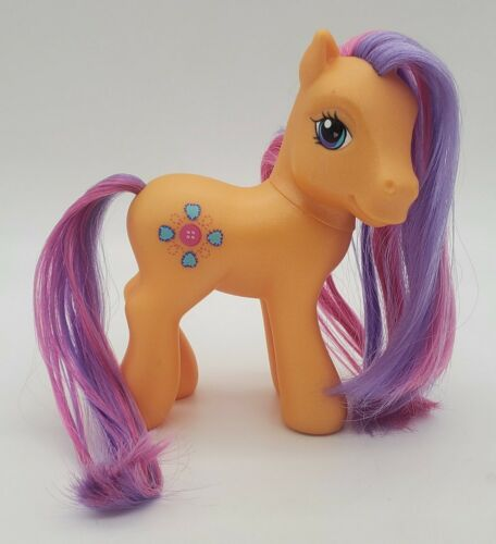 "2004 Rainbow Ponies My Little Pony G3 /""SEW-AND-SO/"""