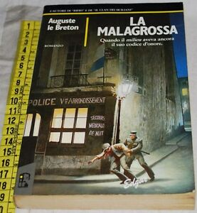 BRETON-Auguste-Le-LA-MALAGROSSA-Edgar-libri-usati
