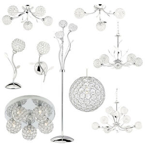 Searchlight-Bellis-II-Chrome-and-Crystal-Light-Fitting-Range