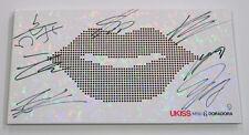 U-KISS UKISS - DORADORA (6th Mini Album) AUTOGRAPHED CD