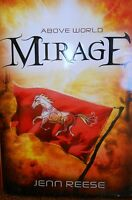 Mirage: Above World By Jenn Reese Hardcover Book