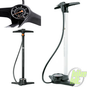 sks airkompressor 12 0 fahrrad luftpumpe standpumpe sv av dv schwarz wei. Black Bedroom Furniture Sets. Home Design Ideas