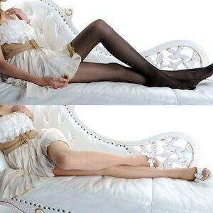 New-Stocking-Pantie-Pantyhose-4-Color-Women-Nylon-Sheer-Stocking-Long-Stocking