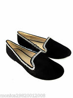Zara Evening Flat Ballerinas Shoes With Chain Uk5/eur38/us7.5 Ref 3213 201