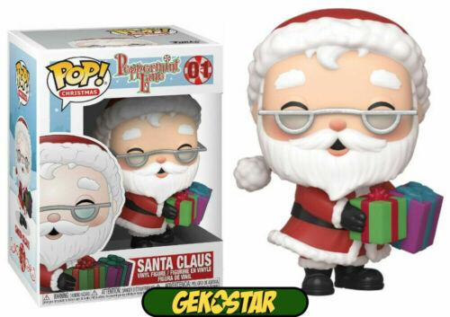 Christmas Village Funko Pop Vinyl Santa Claus