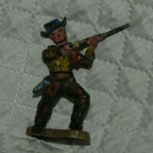 Soldatino Cromoplasto vintage toys Xiloplasto Italy