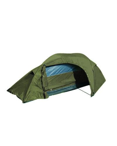 Mil-Tec EINMANNZELT RECOM OLIV Zelt Outdoor Camping
