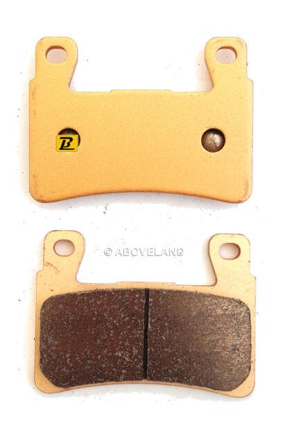 FRONT Sintered Brake Pads HYOSUNG GD 250 i Naked 2013 2014 2015