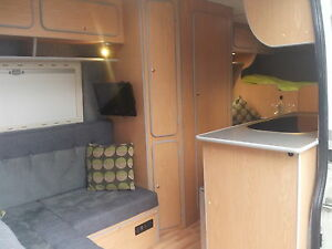 Details about CAMPER VAN FURNITURE CONVERSION KIT 5 BERTH (UNIVERSAL)SUIT  RELAY,BOXER,DUCATO