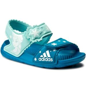 60fe8cc3862753 Image is loading Adidas-Disney-Frozen-Alta-Swim-Girls-Infant-Sandals-