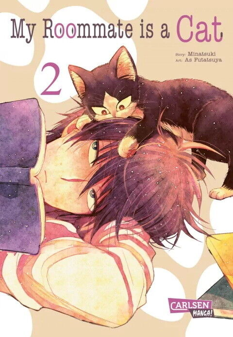 Bild 1 - My Roommate is a Cat Band 2 (Deutsche Ausgabe) Carlsen Manga